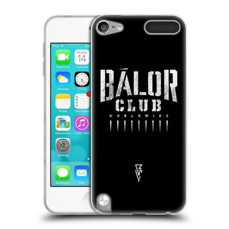 Logo Slim Sets - OFFICIAL WWE FINN BALOR SOFT GEL CASE FOR APPLE IPOD TOUCH MP3