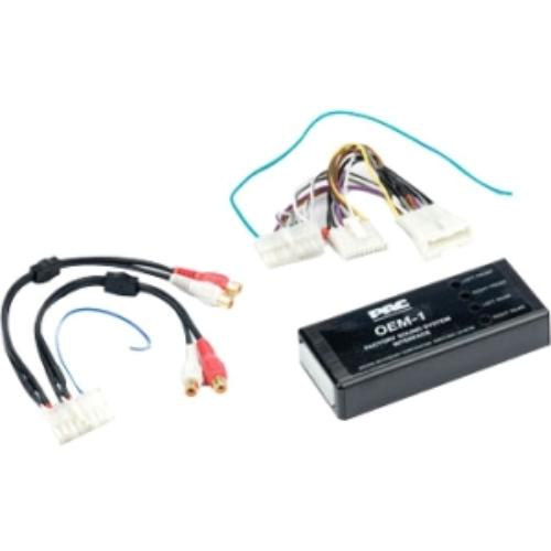 Pacific Accessory Car Interface Kit - Car Amplifier (aoemvet1)