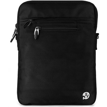 VANGODDY Hydei Padded Shoulder Bag for Office, School or Travel fits Laptop or Tablet Devices 9.5, 10, 10.1, 10.5 inch (Assorted Colors) ()