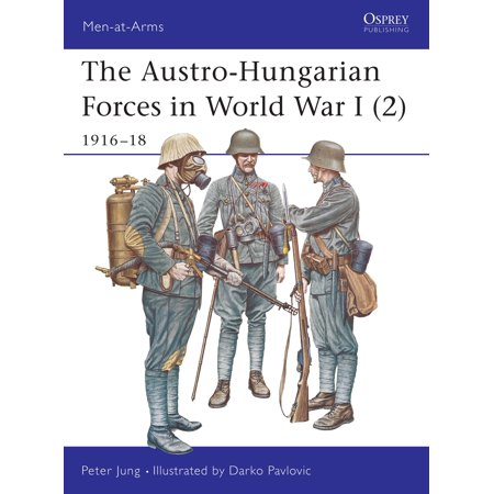 The Austro Hungarian Forces In World War I 2  1916 18