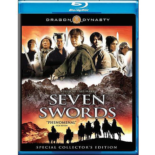 Seven Swords (Blu-ray) (Widescreen)