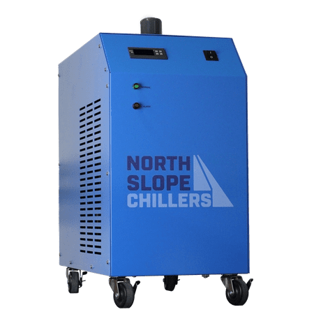 NSC0250-FROST 1/4 Ton Light-Duty Industrial Chiller, Ideal for Lasers, Engravers, Machines, Welding Equipment, Fermentation & Process Cooling