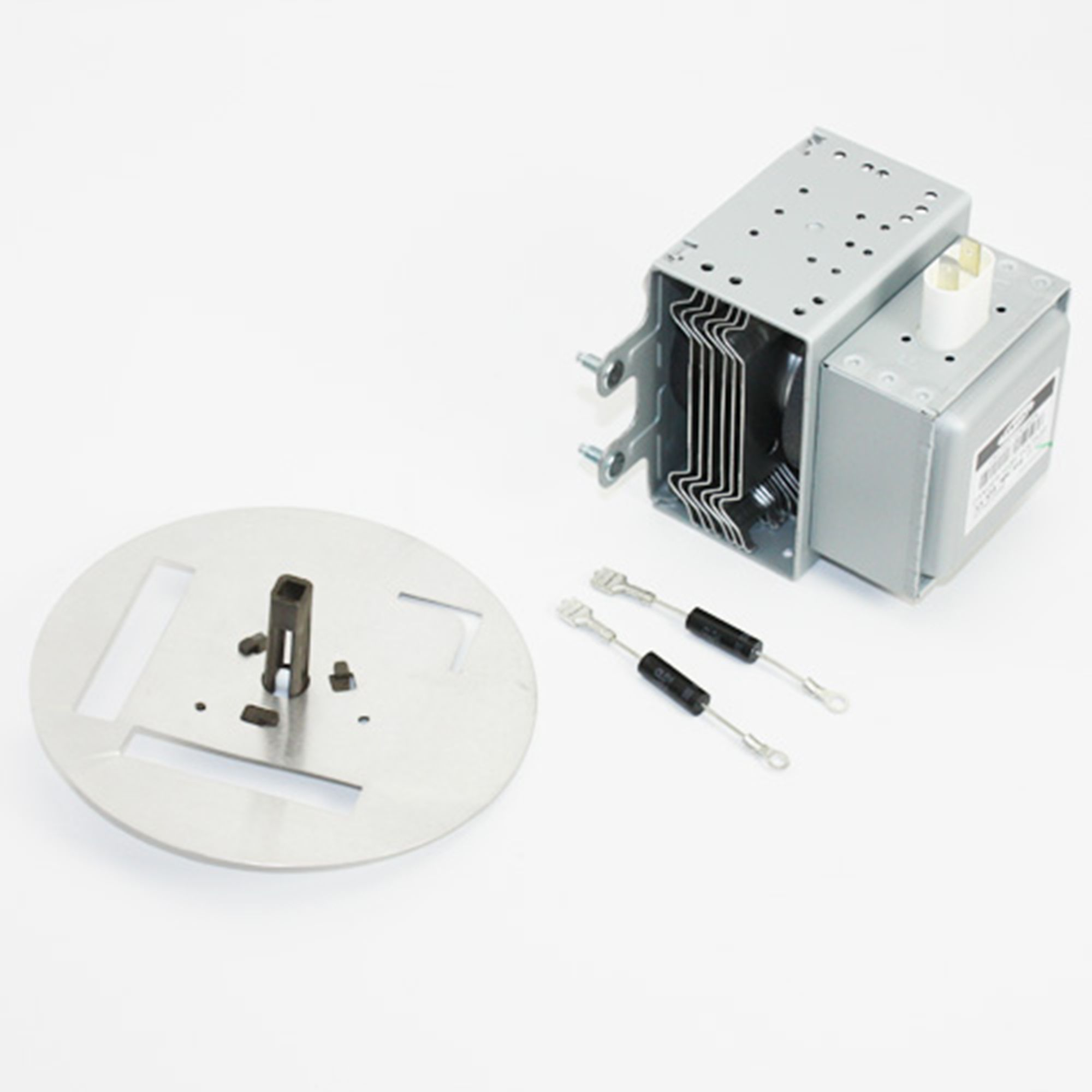 WB49X10226 For GE Microwave Magnetron and Stirrer Kit