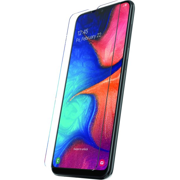 Writeright Tempered Glass Screen Protector For Samsung Galaxy A20 A30 A50 Walmart Com Walmart Com