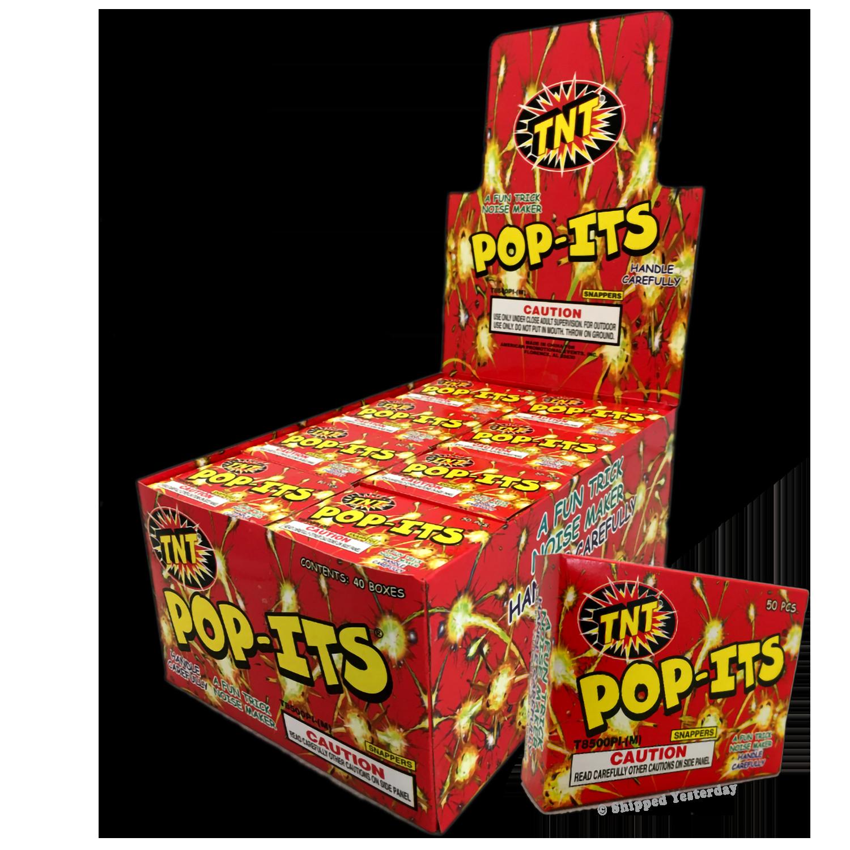 2000 Snap Bags SUPER LOUD Noisemaker Favors Party Snaps Pops 40 Boxes