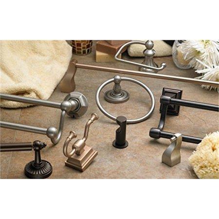 - Baldwin Reserve 8BR0704007 Single Cylinder Deadbolt Thick Door Kit Dark Bronze Finish