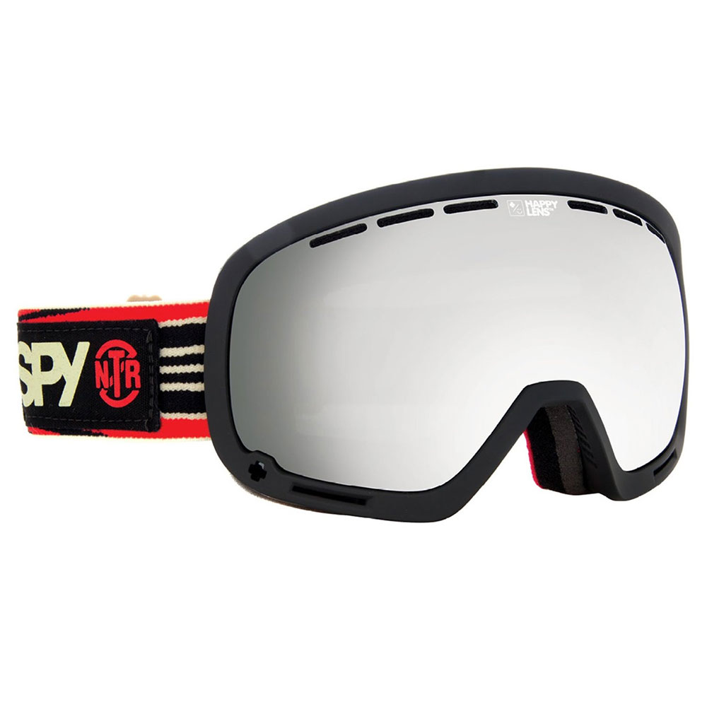 Spy Optic 313013191375 Marshall Snow Ski Goggles Non Toxic Rev Silver Mirror by Spy Optics