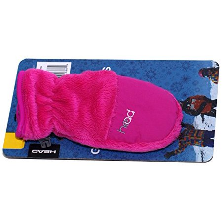 - HEAD ThermalFUR Fleece Mittens - Child Size  - Pink