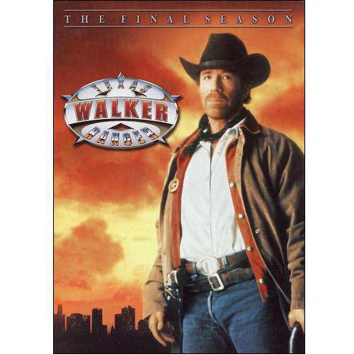 Walker, Texas Ranger: The Final Season (Full Frame)