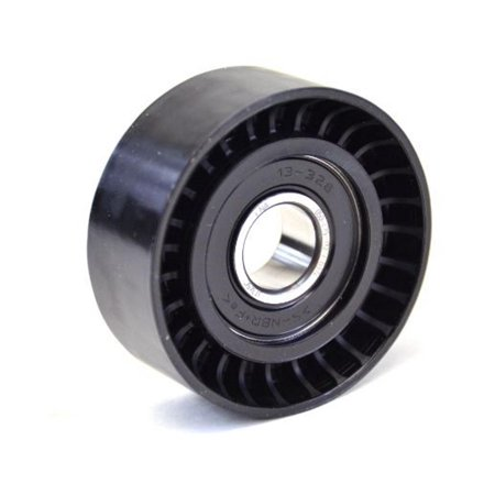 Jeep Idler Pulley (Factory New Mopar Part #4627039-AA Idler Pulley (smooth) for 2012-2018 Jeep)