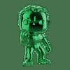 Funko POP! Marvel: Avengers Endgame - W2 - Hulk (Green Chrome) (Walmart Exclusive)