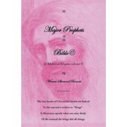 The Major Prophets of the Bible : In Metered Rhyme, Volume 4