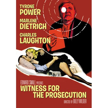 Witness for the Prosecution - First Witness Video