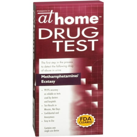 Apothecary At Home Drug Test, 1 ea