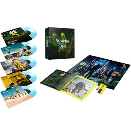 Breaking Bad (Music From The Original TV Series) (Vinyl) (Limited
