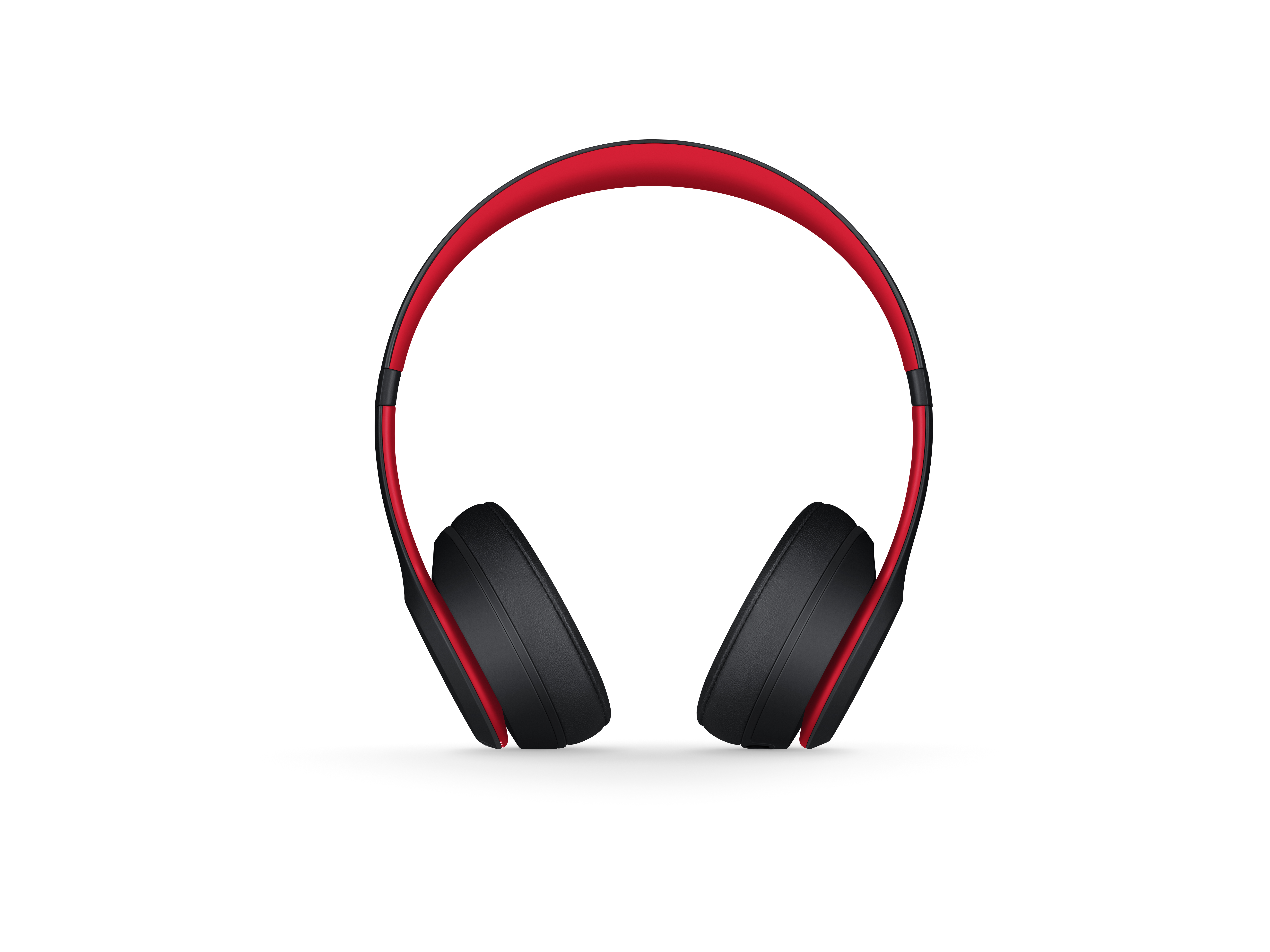 Beats Solo3 Wireless On-Ear Headphones The Beats Decade Collection Defiant Black-Red by Beats by Dr. Dre
