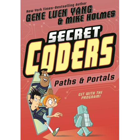Secret Coders: Paths & (Holmes And Yang)