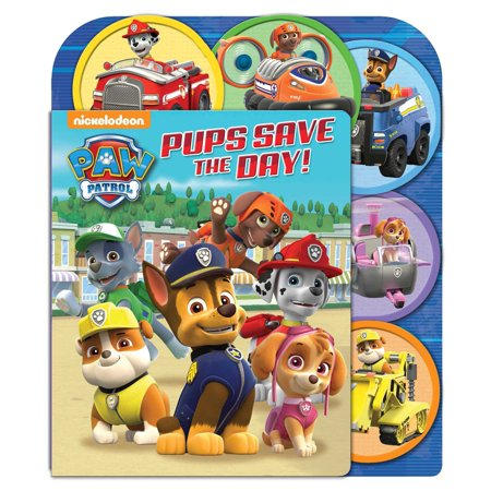 Nickelodeon PAW Patrol: Pups Save the Day! : Sliding