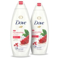 Dove Body Wash Pomegranate and Hibiscus Tea 22 oz 2 Count