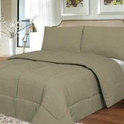 All Season Hypo-Allergenic Lightweight Down Alternative Comforter Comforter, sage, , KING