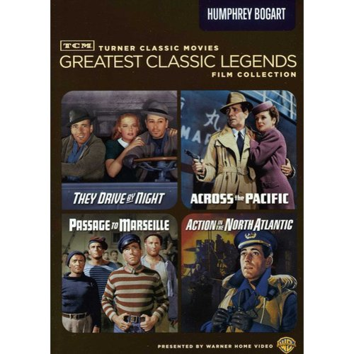 TCM GREATEST CLASSIC FILMS-LEGENDS-HUMPHREY BOGART (DVD/2 DISC/4FE)