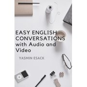 Easy English Conversations with Audio and Video - eBook