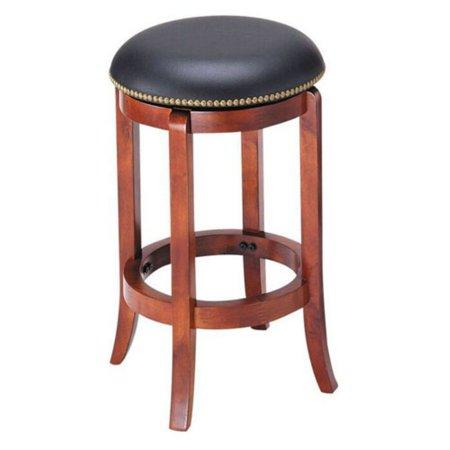 Acme Furniture Chelsea Straight Leg Swivel Counter Height Stool
