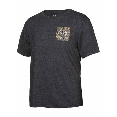 Realtree Camouflage Colosseum Family Friends & Outdoors Soft Tri-Blend T-Shirt