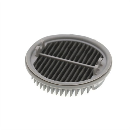2PC HEPA Filter Filter Element Useful for ROIDMI F8 F8E Vacuum Cleaner Accessories 2PC HEPA Filter Filter Element For ROIDMI F8 F8E Vacuum Cleaner Accessories Features:  100% Brand new and high qualityMade of high quality material,more durable.Fit for Xiaomi Roidmi Wireless F8 XCQLX01RM. EASY TO INSTALL: This filter is very easy and convenient to install, and it is very practical for daily life.Perfect replacement parts: This filter is a perfect replacement when your vacuum cleaner filter is dirty or damaged.8.5X8.5X2.5CMPackage includes:  2 X Filter element