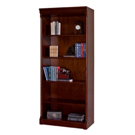 Martin Furniture Mount View Open Wood Bookcase