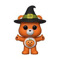 Funko POP! Animation: Trick Or Sweet Bear Funko Shop Exclusive Care Bears #420