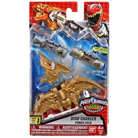 Power Rangers Series 1 Gold Dino Charger Power - Gold Ranger