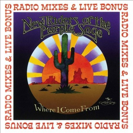 WHERE I COME FROM: RADIO MIXES & LIVE BONUS (Come On Come On Put The Radio On)
