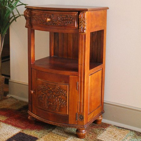 Atlantic Outdoor Windsor Hand Carved Telephone Stand International