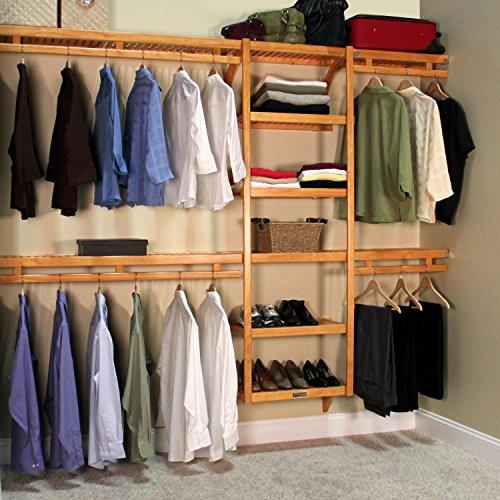 louis home jlh 522 standard 12 inch depth closet