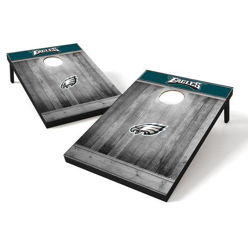 Tailgate Toss Wood NFL Philadelphia Eagles by Wild Sports