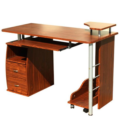 Merax Computer Desk Walmart Com