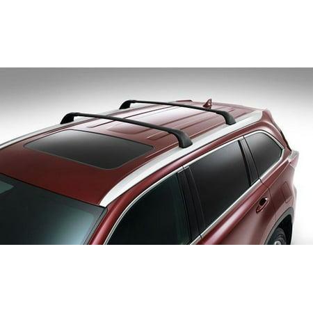 Highlander Roof Rack - BrightLines 2014-2018 Toyota Highlander XLE & Limited Cross Bar Roof Rack