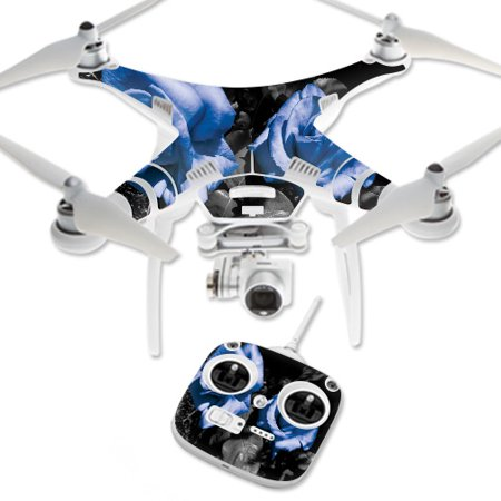 MightySkins Skin Compatible With DJI Phantom 3 Standard – Action Fish Puzzle | Protective, Durable, and Unique Vinyl Decal wrap cover | Easy To Apply, Remove, and Change Styles | - Phantom Fish