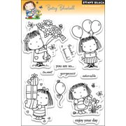 Penny Black Clear Stamps-Betsy Bluebell