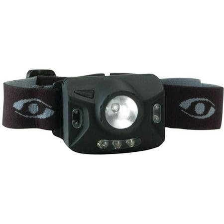 Cyclops CYC-RNG1XP Ranger CREE XPE 1W Headlamp, Black