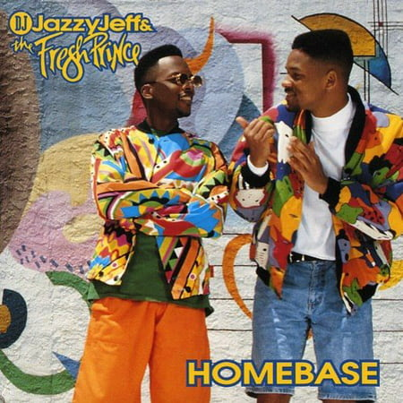 DJ Jazzy Jeff & Fresh Prince: Homebase (Jazzy Jeff Halloween)
