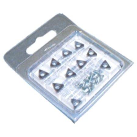 - AMMCO 691410 Negative Rake Brake Lathe Bits (10-Pack)