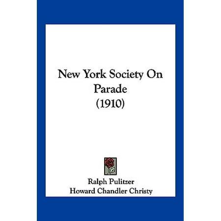 New York Society on Parade (1910)