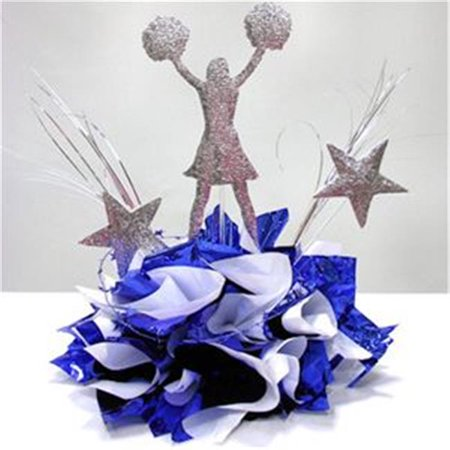 Cheerleader Star Centerpiece, 2 Pack (Rock Star Centerpieces)