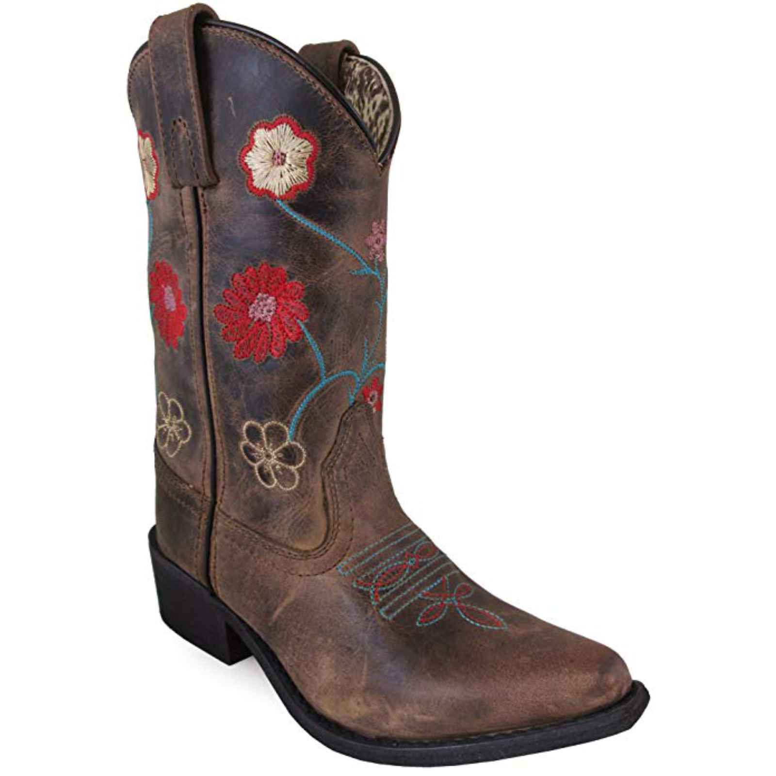 Smoky Mountain Girls Fleur Western Boot Snip Toe 3869C