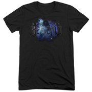 Star Trek Beyond Galaxy Beyond Mens Tri-Blend Short Sleeve Shirt