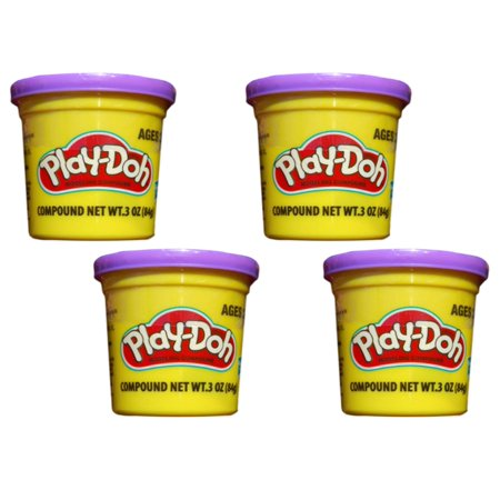 Play-Doh Modeling Compound Single Can in Light Purple](Halloween Playdoh)