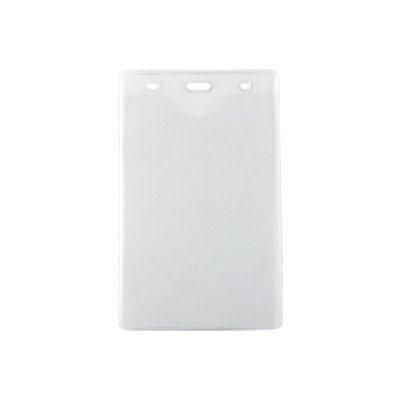 100 Clear x ID Badge holder [Model: 506-456] IN STOCK by Brady