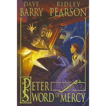 Peter and the Sword of Mercy (Starcatchers) - Narnia Peter Sword